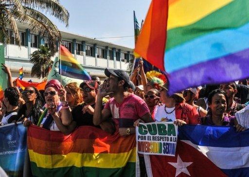 Правительство Кубы поддержало Марш протеста против гомофобии