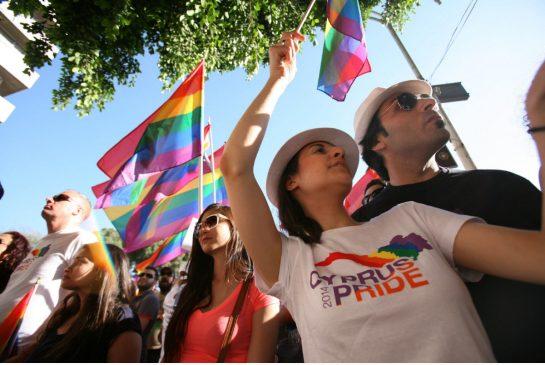 Кипр провел первый гей-парад