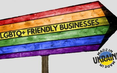 How big businesses can make a difference for LGBTQI rights in Ukraine