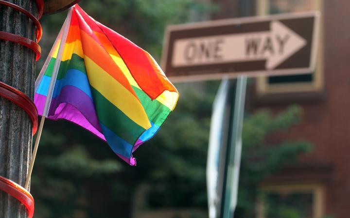 Шведские ЛГБТ-активисты спели гимн России к открытию Олимпиады со своими семьями