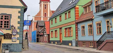 Конкурс на участь у тренінгу в Естонії