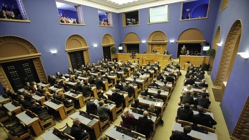 Эстония узаконила гражданские союзы, в том числе и однополые