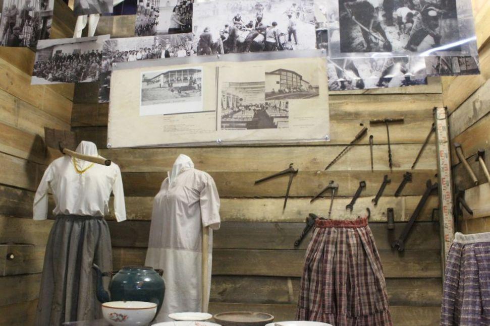 У Запоріжжі представили виставку присвячену жінкам, які будували ДніпроГЕС