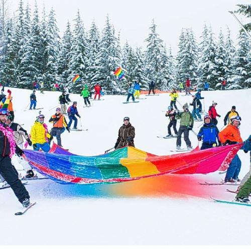В РФ в третий раз пройдет зимний спортивный гей-фестиваль