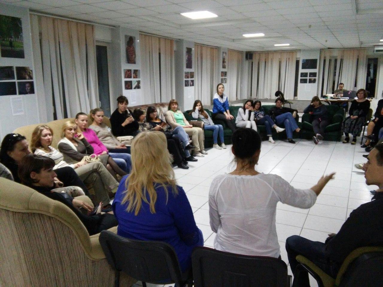 Конкурс на участь у тренінгу з питань ґендерної рівності та прав жінок
