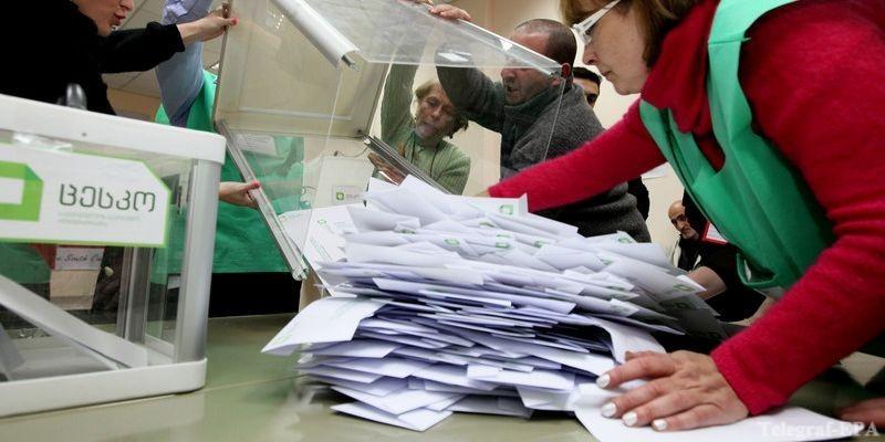 ЦИК Грузии запретил референдум об однополых браках