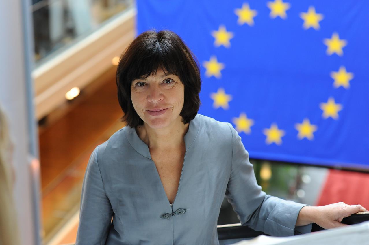 Європарламентарка Гармс візьме участь у Марші рівності в Києві
