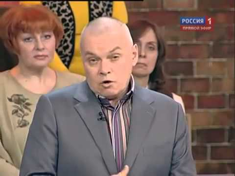Блоггеры требуют привлечь к ответственности за речи ненависти телеведущего Дмитрия Киселева