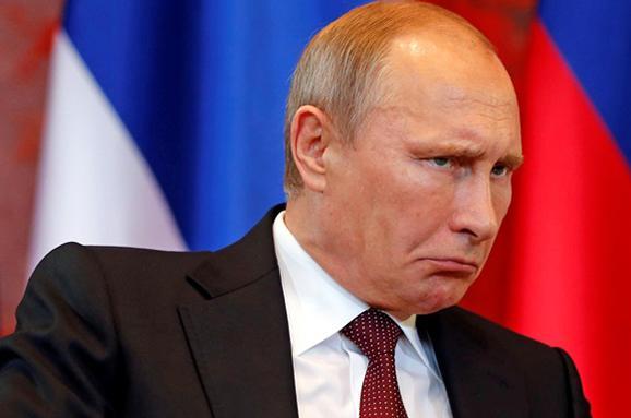 Путін вважає, що геям у Росії живеться добре