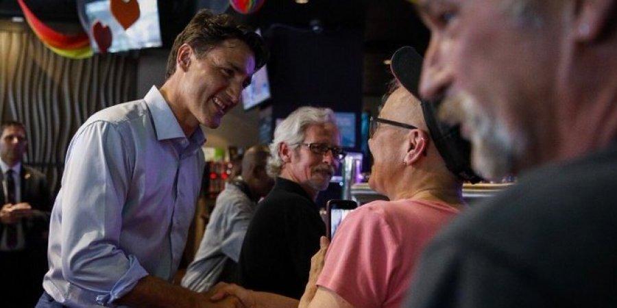 Трюдо став першим прем'єром Канади, який відвідав гей-бар