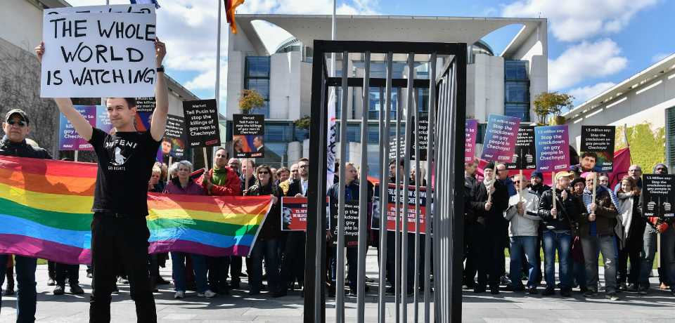 Минюст РФ не обнаружил в Чечне ни геев, ни нарушений их прав