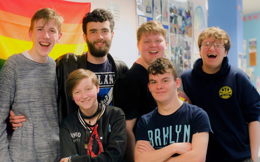 У шотландських школах будуть вивчати теми ЛГБТ+ та інклюзивності