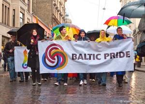 Александра Мальцева: Впечатления от Baltic Pride 2012