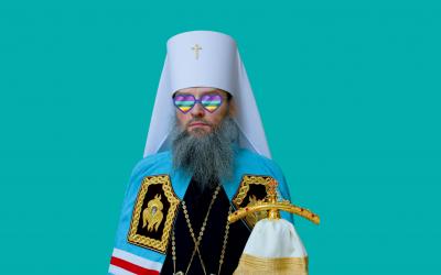 Запорізький митрополит прирівняв ЛГБТ до вбивць та злодіїв. Пояснюємо, чому це маячня