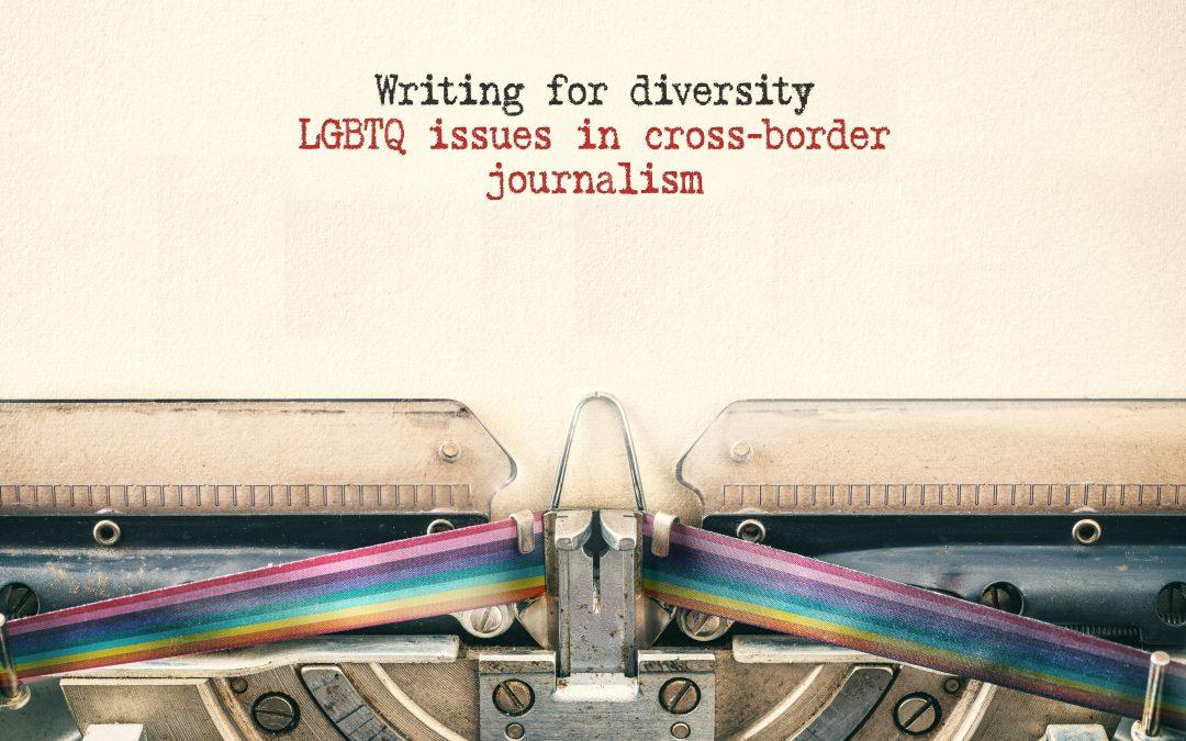 Прийом заявок на участь в онлайн-проєкті на ЛГБТК-тематику