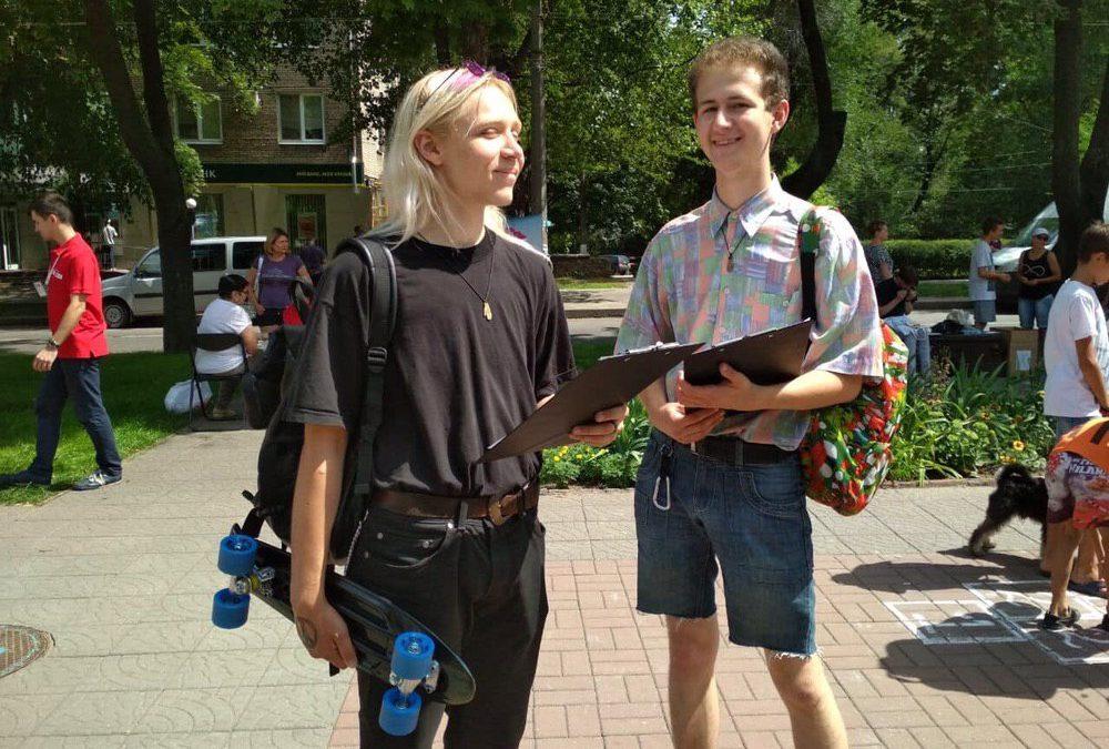 """Гендер Зед долучився до всеукраїнської акції з профілактики гепатитів  """"Попередь гепатит. Все залежить від тебе"""""""