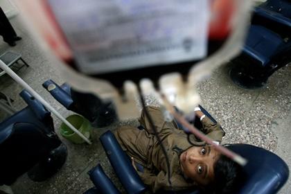 В Пакистане как минимум 10 детей получили ВИЧ по ошибке при переливании крови