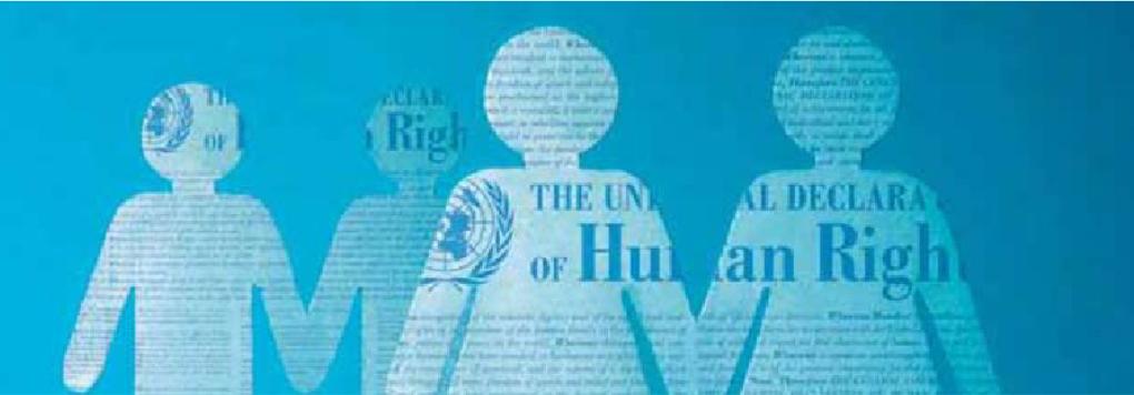 Рождены свободными и равными: сексуальная ориентация и гендерная идентичность в международном праве  в области прав человека
