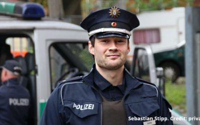 """""""I'm Proud to Be a Friend"""": How the Berlin Police Is Fighting Homophobia"""