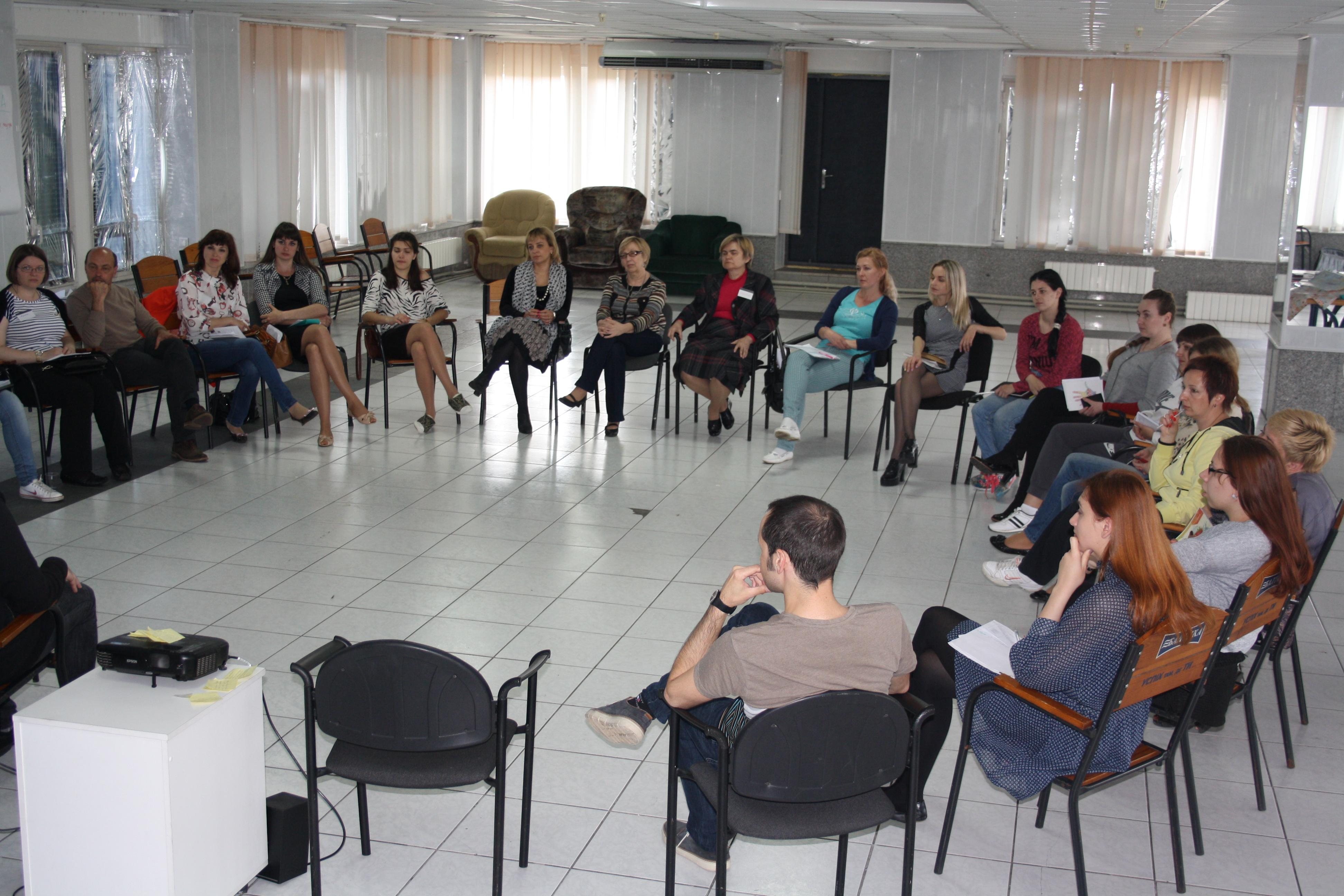Конкурс на участь у пятиденному тренінгу «Школа Рівності» для психологів та психологинь, соціальних працівників та працівниць