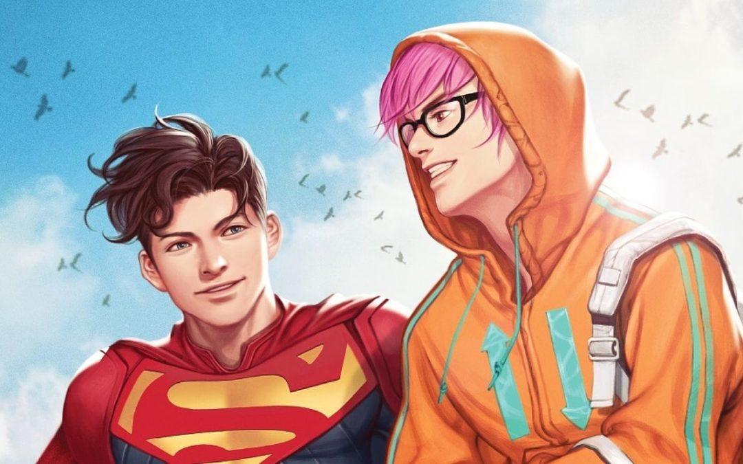 Новий Супермен від DC Comics буде бісексуалом